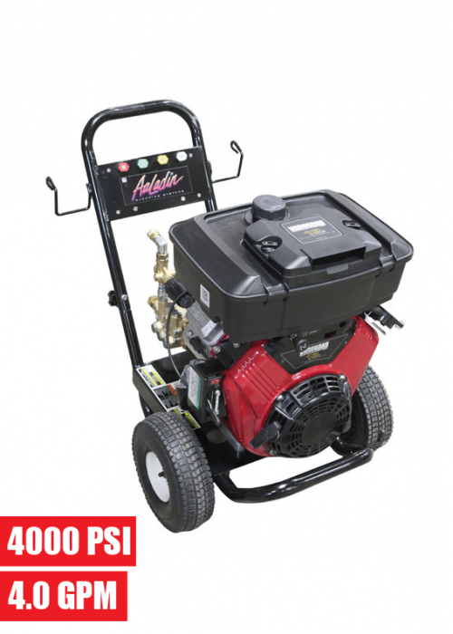 Aaladin Portable Gas Engine Cold