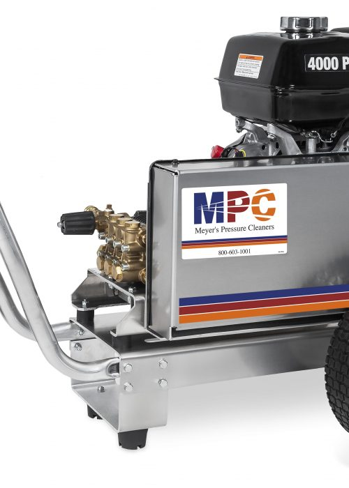 MPC Gas Engine Cold